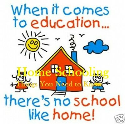 CD Home Schooling - 8+ eBooks (Resell Rights)