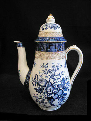 Booths Rare Coffee Pot Pattern 3252 - Circa 1910
