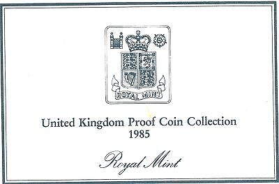 Document Set~Free Shipping 1970 Great Britain 8 Coin 6 Page C.O.A