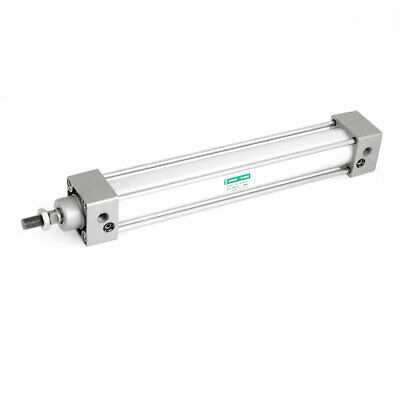 32mm x 200mm Double Acting Aluminum Alloy Pneumatic Air Cylinder SC32x200