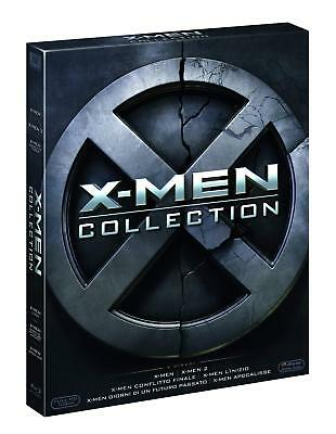 Blu Ray X-Men Complete Collection (6 Blu-Ray) .....NUOVO