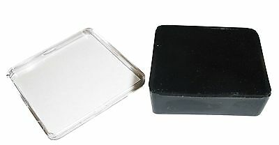Shallow Square Display Pod - for Gold Prospectors & Gold Panners