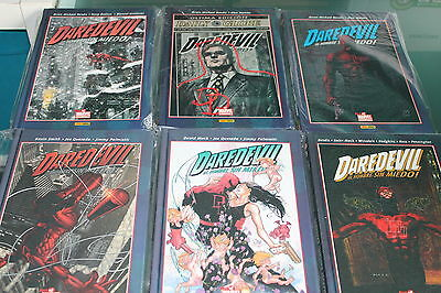 Daredevil Marvel Knights Best of Marvel Essential Completa del 1 al 6 Panini