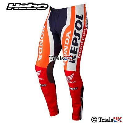Hebo Official Repsol Honda Montesa Trials Pants