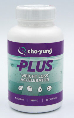 Cho Yung Plus - Weight Loss Accelerator, Colon Cleanse Tones And Smoothes