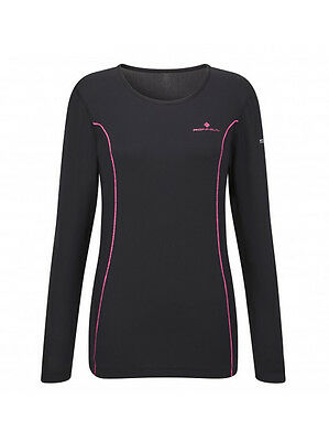 Ronhill Womens Running Cycling Thermal 100 base layer top