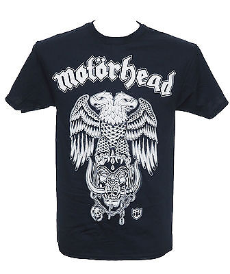 MOTORHEAD - HIRO DOUBLE EAGLE - Official T-Shirt - Heavy Metal - New 2XL ONLY
