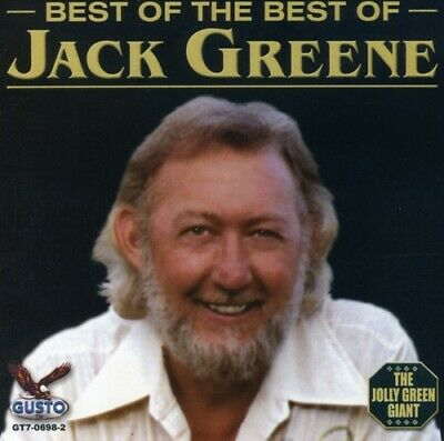 "Jack Greene, Cd ""best Of The Best"" New Sealed"