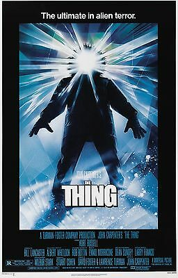 THE THING Movie POSTER (1982)