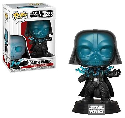 Funko POP! Star Wars Electrocuted Darth Vader & Emperor Palpatine ROTJ Set of 2