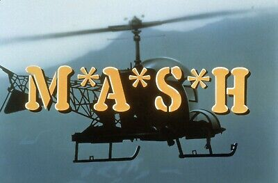 M*A*S*H Movie Poster 1970 RARE