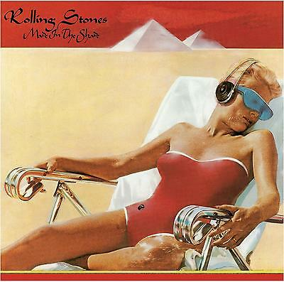 THE ROLLING STONES - Made in the Shade Album Cover Art Print Poster 12 x 12