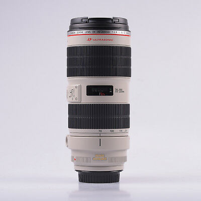 Nuevo Canon Ef 70-200Mm F/2.8L Is Ii Mark 2 Usm Full Frame Objetivo