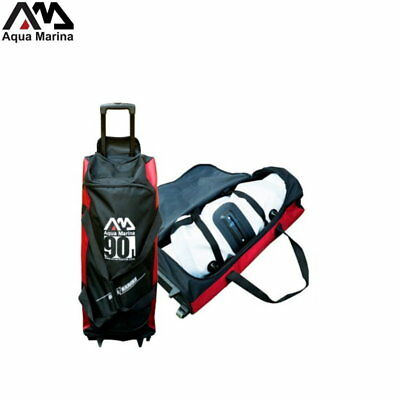 Aqua Marina Boardbag mit Rollen Inflatable iSUP Stand Up Paddle Board SUP Kajak