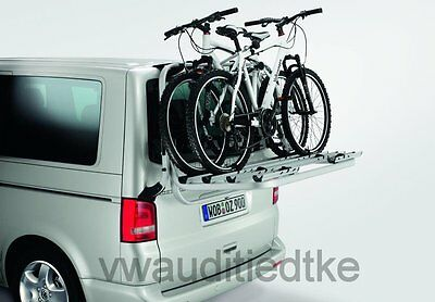 vw sharan fahrradtr ger f r die heckklappe hecktr ger f r. Black Bedroom Furniture Sets. Home Design Ideas