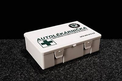 Genuine Skoda First Aid Kit (Hard Pack) GFA093016GB