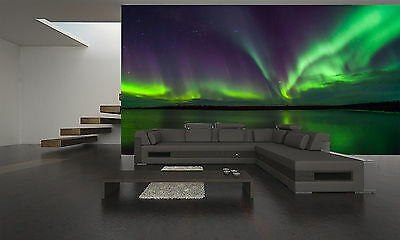 Northern Lights Wall Mural Photo Wallpaper GIANT WALL DECOR PAPER POSTER