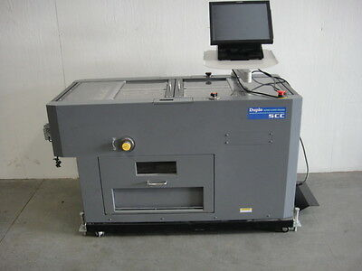 Duplo Slitter/Cutter/Creaser, Video on our website