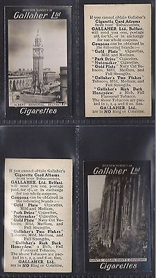 Gallaher - Irish View Scenery (Ltd In Block)(Numbers 276-300) Select Your Card