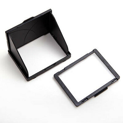 LCD Screen Display Hood for Sony Alpha 230 330 380 Camera DSLR