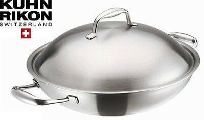 KUHN RIKON High Dome Wok 32cm