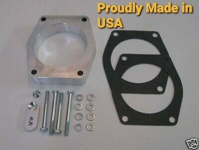 Chevy Gm 2007-2015 4.8 5.3L 6.0L 6.2L Throttle Body Spacer (Fits Chevy/gm 07-15)