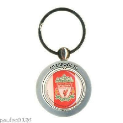 Official Liverpool Football Club Spinner Key ring ( New Design )