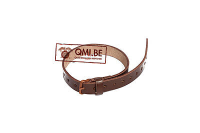 Leather strap for wrist compass