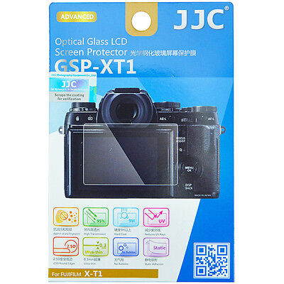 Glass Film H9 Protection LCD Screen Protector for Camera Fujifilm X-T1