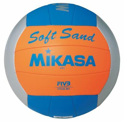 Mikasa Soft Sand Freizeitbeachvolleyball FIVB Official Ball Herren Damen