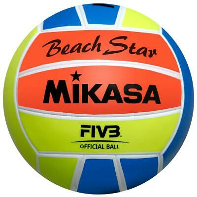 Mikasa Beach Star Freizeit Beachvolleyball FIVB Official Ball Herren Damen