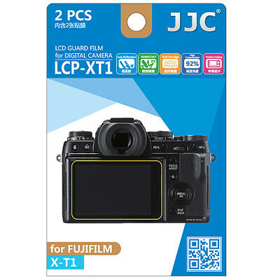 LCD Screen Display H3 Hard Protection Protector for Fujifilm X-T1
