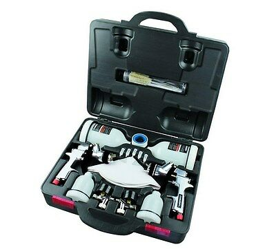 Husky HVLP and Standard Gravity Feed Spray Gun Kit, Reliability and Perfect