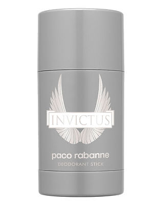 Paco Rabanne Invictus 75Ml Deodorant Stick Brand New & Sealed