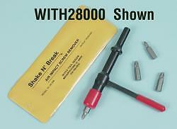 Wivco Design $Shake-N-Break Imp Screw Rmvr Tool