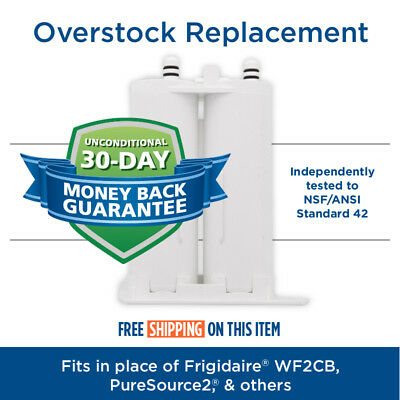 Frigidaire WF2CB PureSource 2 Comparable Refrigerator Water Filter