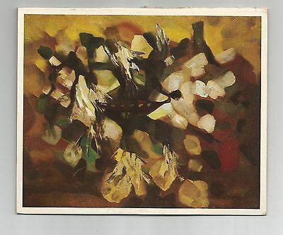 Floraison Massive,  Paul-Emile Borduas, Rous & Mann Press Ltd, Print - Calendar