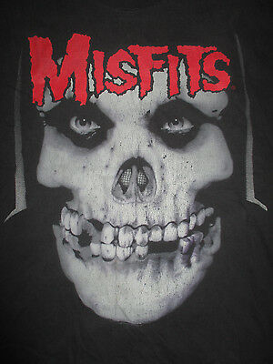2000 Repro MISFITS 20 Years of TERROR 1977-1997 (LG) T-Shirt