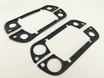 Set of 4 Outer Door Handle Gasket Rubber Seals for BMW E32 E34 E36