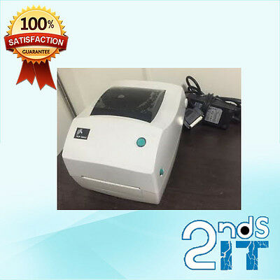 Zebra TLP-3842 Barcode Thermal Label USB and Parallel Interface Printer