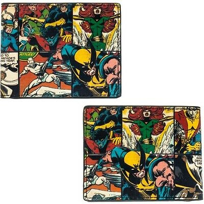 Marvel X-Men Collage Bi-Fold Wallet
