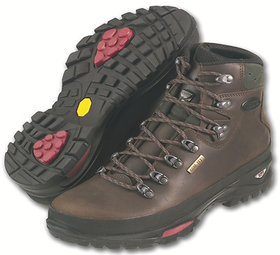 Lowa Stirling GORE-TEX Women's Dark Brown Walking Boots *Various Sizes*