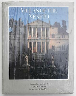 Villas Of The Veneto Peter Lauritzen Italy Book Italian Architecture Interiors +