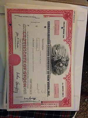 Consolidated Edison Company Of New York, Inc.(Old Stock)