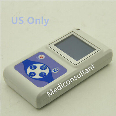 *USA Stock* FDA Contec CMS60D Blood Oxygen SPO2 Pulse Oximeter USB Free Software