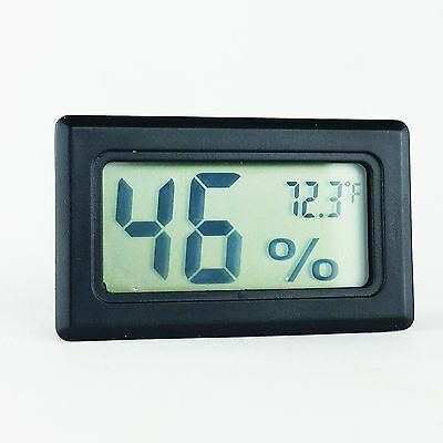 Mini LCD Digital Indoor Temperature & Humidity Gauge Thermometer Hygrometer