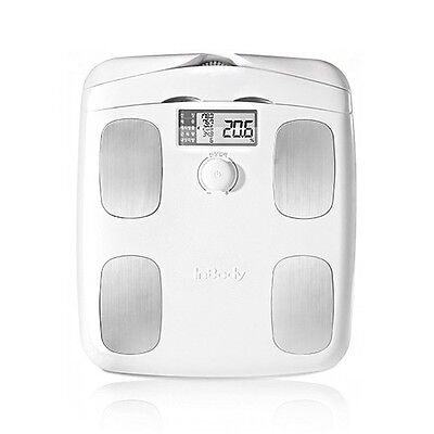 InBody H20B Body Fat Analyzer Weight Muscle measured within 5 seconds for Family