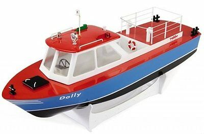 Robbe Dolly Harbour Launch 1:20 - (R1197) RC Model Boat Kit