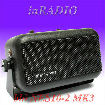 bhi NES10-2 MK3 - Noise Cancelling Speaker with DSP! Free and fast delivery!
