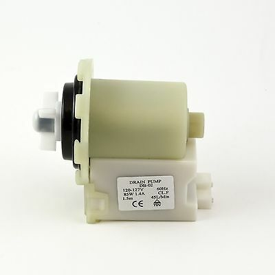 New Washer KENMORE WHIRLPOOL Drain Pump 8540024 W10117829